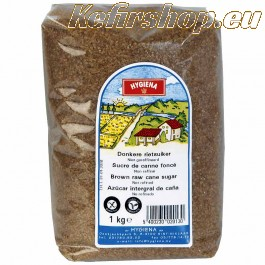 Donkere rietsuiker - 25 kg