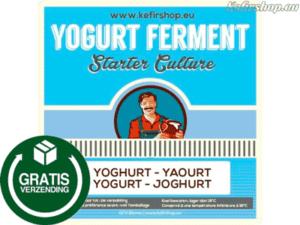 Yoghurt ferment kopen