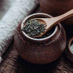 De beste soorten thee voor kombucha